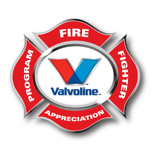 Valvoline Firefighter Appreciation Program